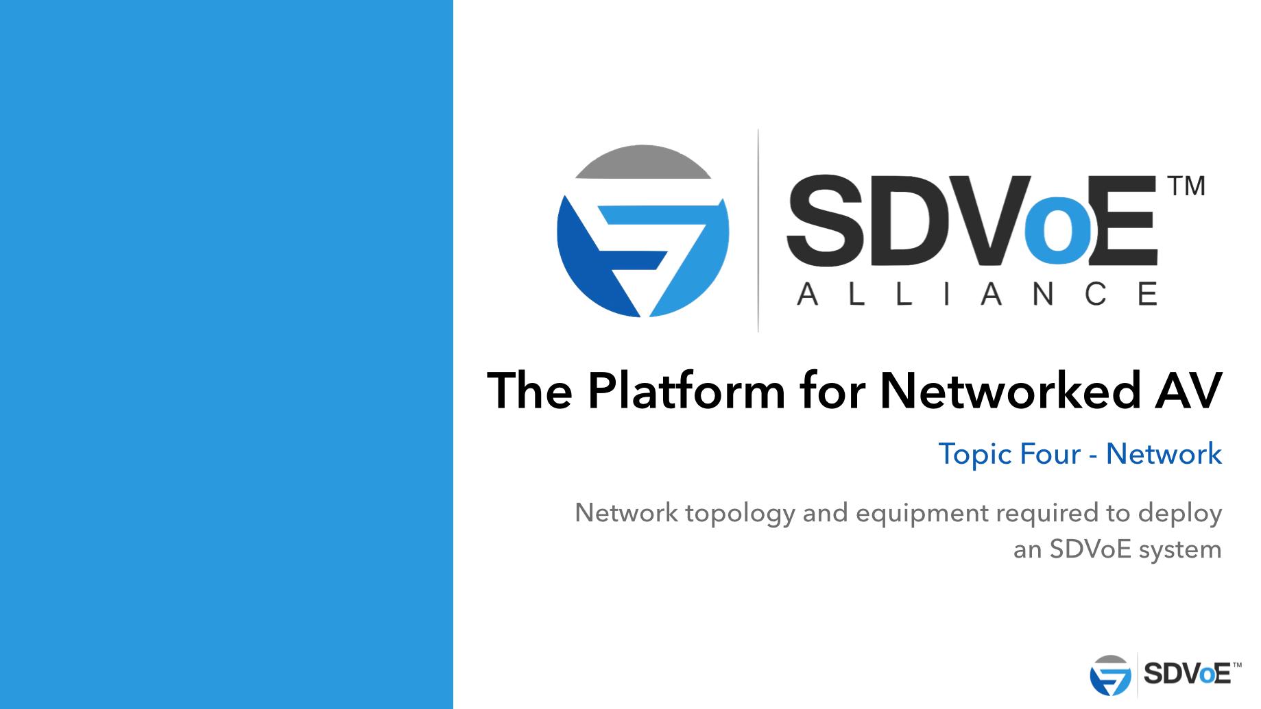 Topic five - Network topologies
