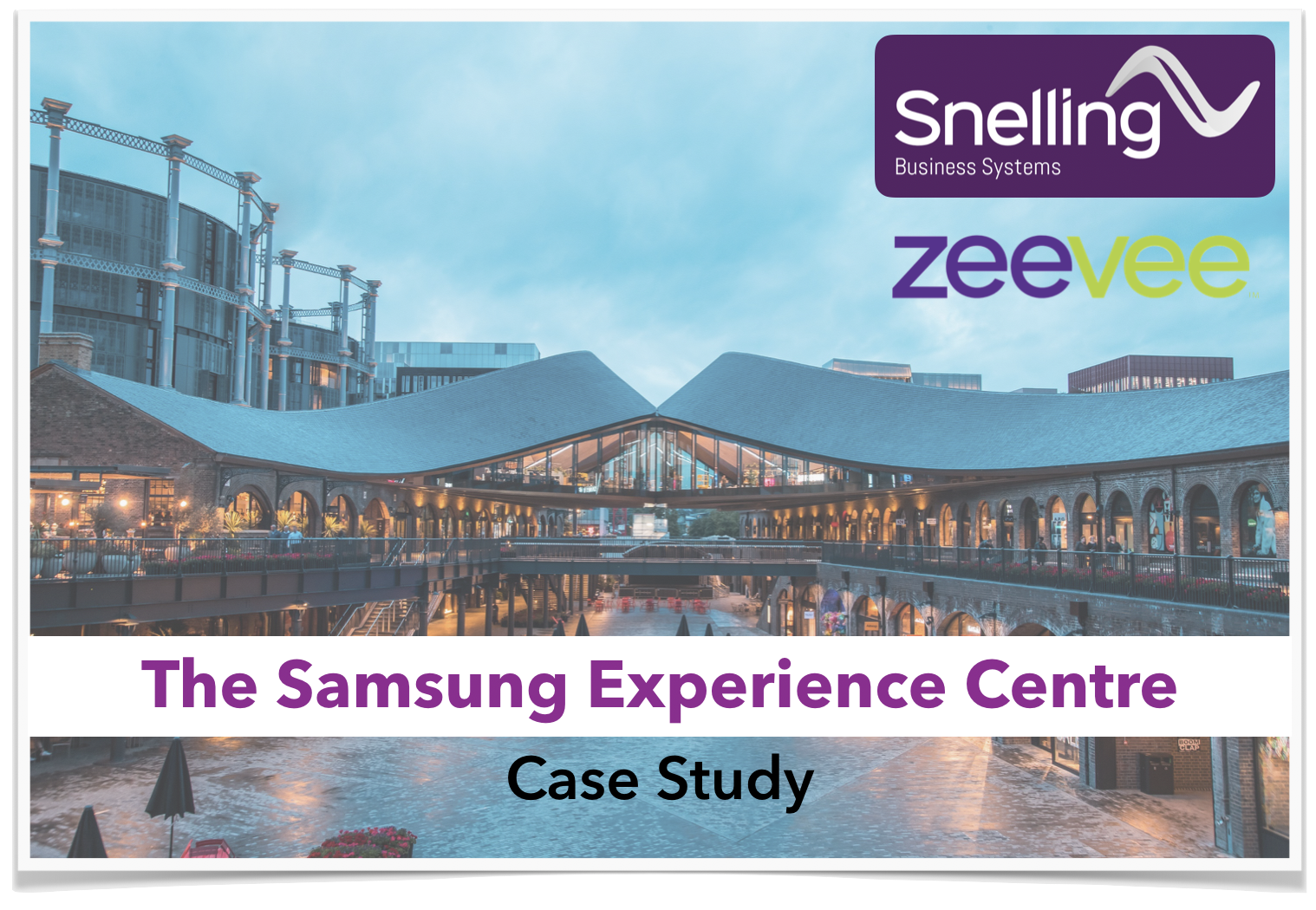 Why Uncompressed and HDR Matter at The Samsung Experience Centre