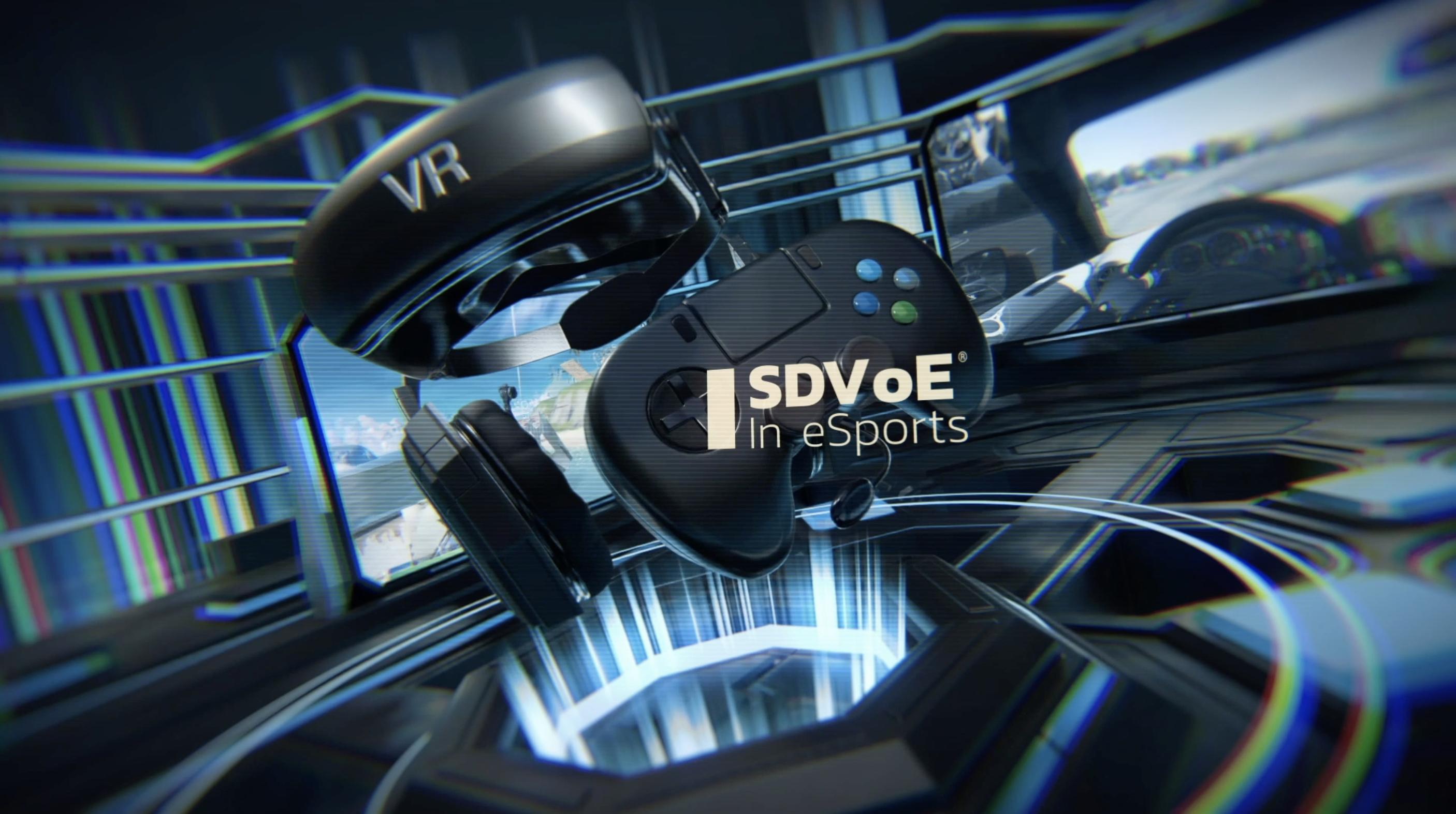 SDVoE in eSports